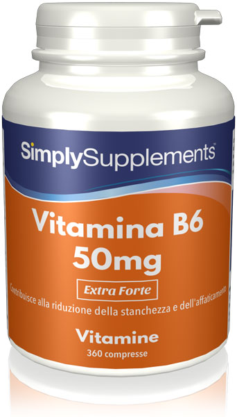 360 Tablet Tub - vitamin b6 Compresse