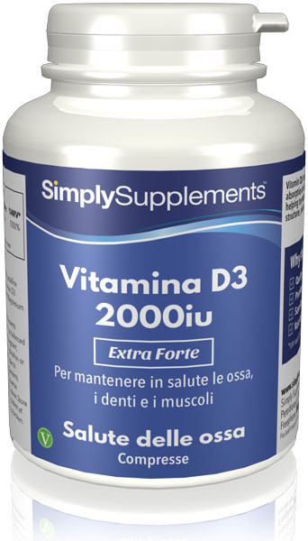 60 Tablet Tub - vitamin d3 Compresse