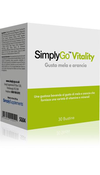 SimplyGo™ Vitality
